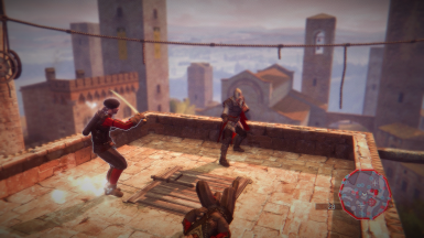 San Gimignano Tower Fight