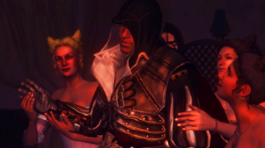 Ezio and Courtesans