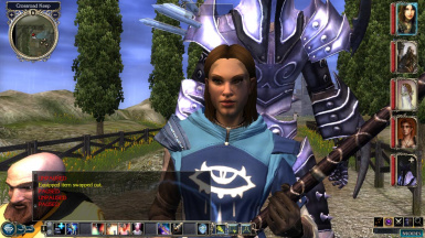Female face from NWN2 Facelift Pack by Xaltar - spear bug