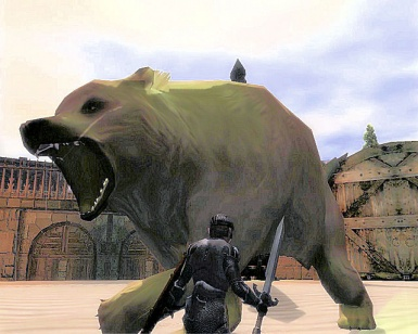 Dasaria 2 Prisca and the Bear in the Arena