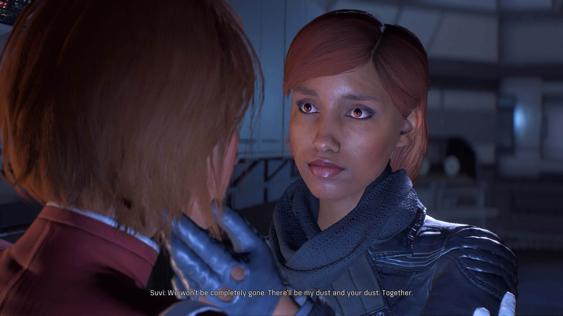 Rhoda 09 Jien Garson at Mass Effect Andromeda Nexus - Mods and Community