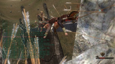Extensive use of Archers