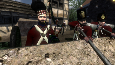 Mount and Musket