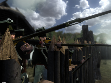 Mount and Musket 3