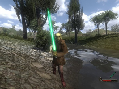 Mount and blade Star Wars mod