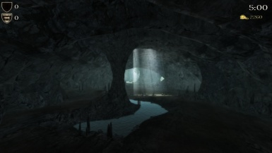 Misty Cavern