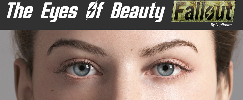 The Eyes Of Beauty Fallout Edition At Fallout 4 Nexus Mods And