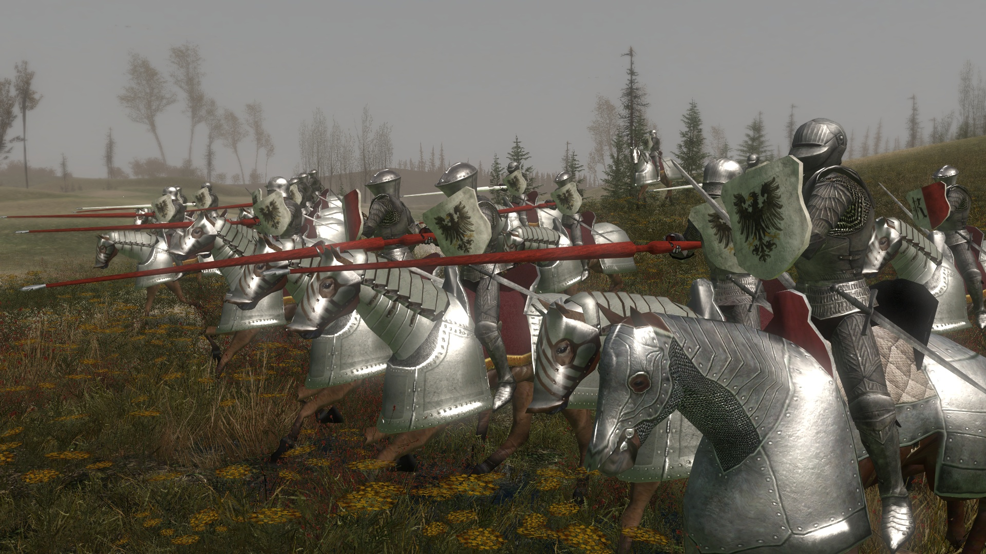 Knight Charge