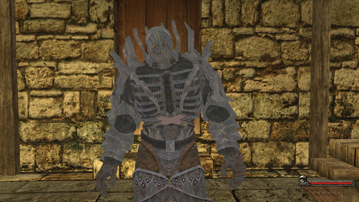 Armor of Imlerith from The Witcher 3