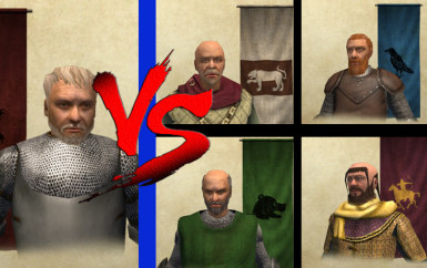 King Harlaus vs All Kings  1vs1
