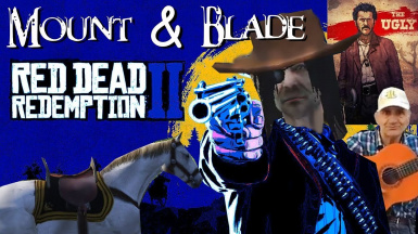 Mount And Blade Red Dead Redemption  part1