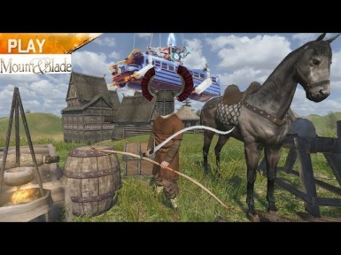Mount And Blade Battle Royale mod