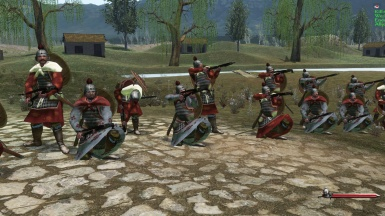 12th - Western Xia Empire Heavy Crossbowmen