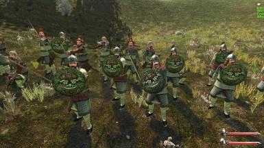 12th - Song Dynasty Infantry