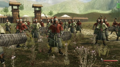 12th - Song Dynasty Heavy Infantry