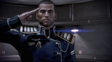 Promotion to Admiral