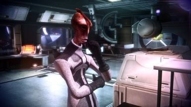Mordin's New Outfit