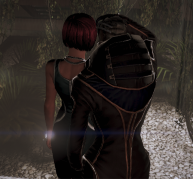 FemShep and garrus