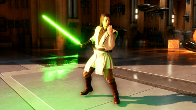 Requesting MASTER ANAKIN  mod update or remake
