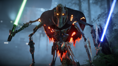 Caped Grievous New Update Out Now