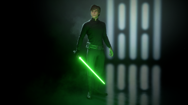 Battlefront 2015 Luke