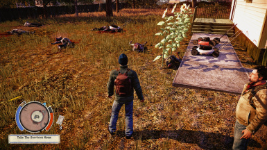 Plants vs Zombies in State of Decay