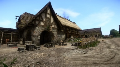 Medieval Inn - Unmodified Image