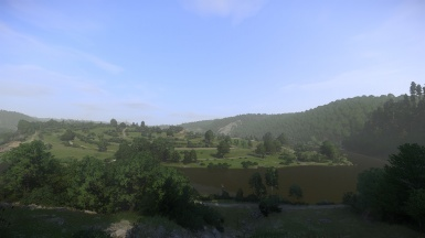 Outskirts of Rattay