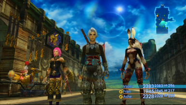Final Fantasy XII: The Zodiac Age Nexus - Mods and Community