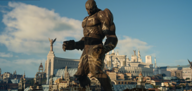 Titan in Altissia