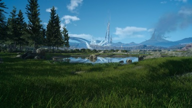 Beauty of FFXV