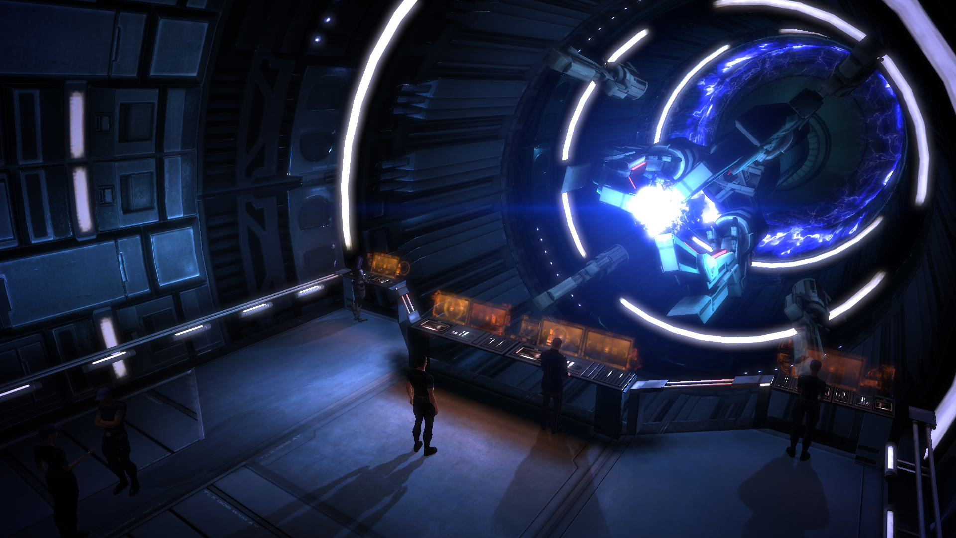 Nude mode at Mass Effect Nexus - Mods and community
