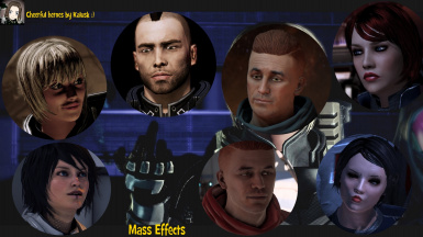 Funny Mass Effects