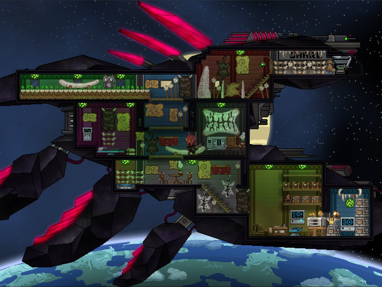 Just My Ship At Starbound Nexus Mods And Community
