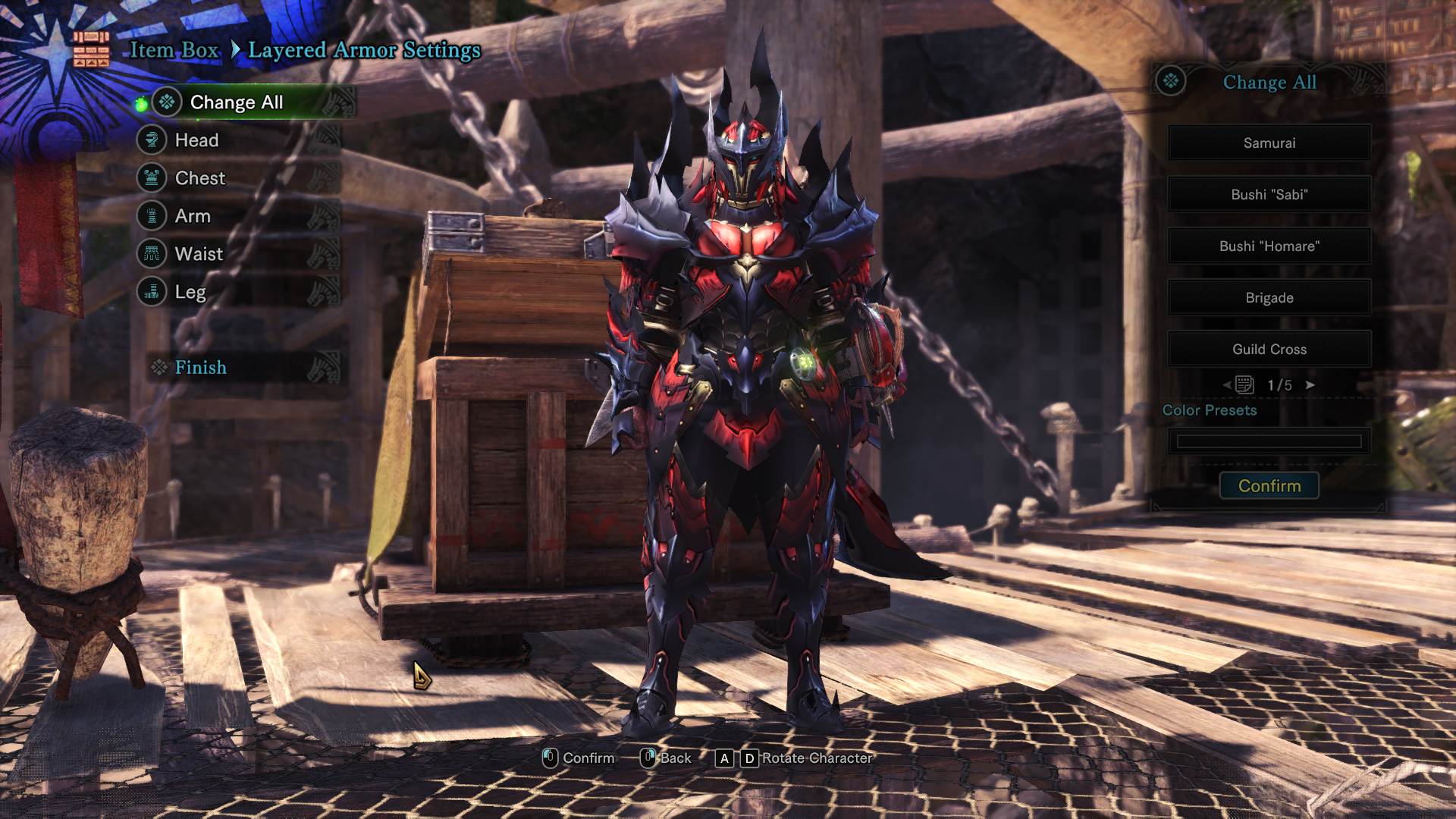 Glavenus S Male Armor At Monster Hunter World Mods And Community