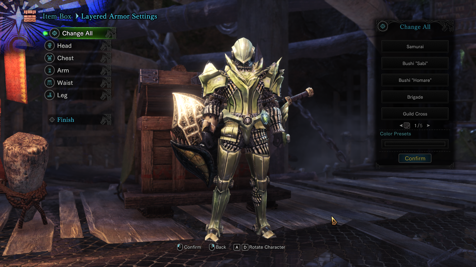 Artian Male Armor At Monster Hunter World Mods And Community