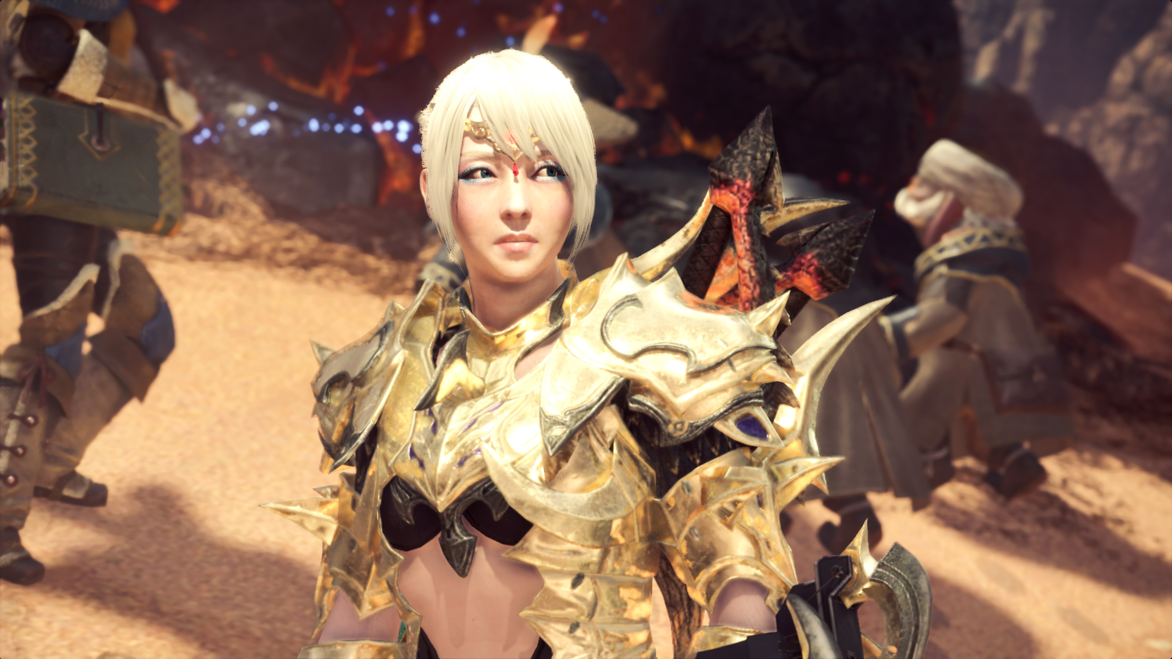MHW at Monster Hunter: World - Mods and community