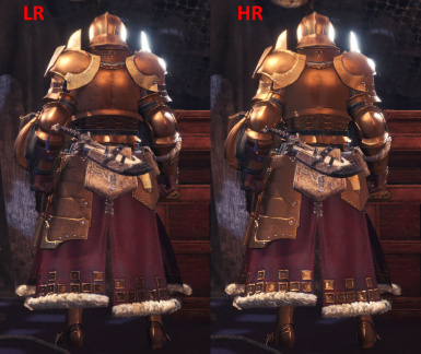 Need 2nd 3rd 4th Color Tint for HR Armor Beta - Back