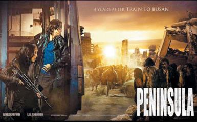 watch HD TRAIN TO BUSAN  2 PENINSULA MOVIE ACTON ONLINE