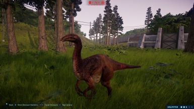 more segnosaurs in game
