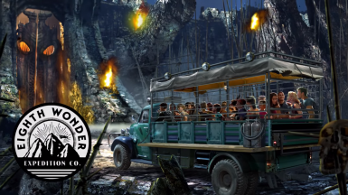 Skull Island Vehicle tour