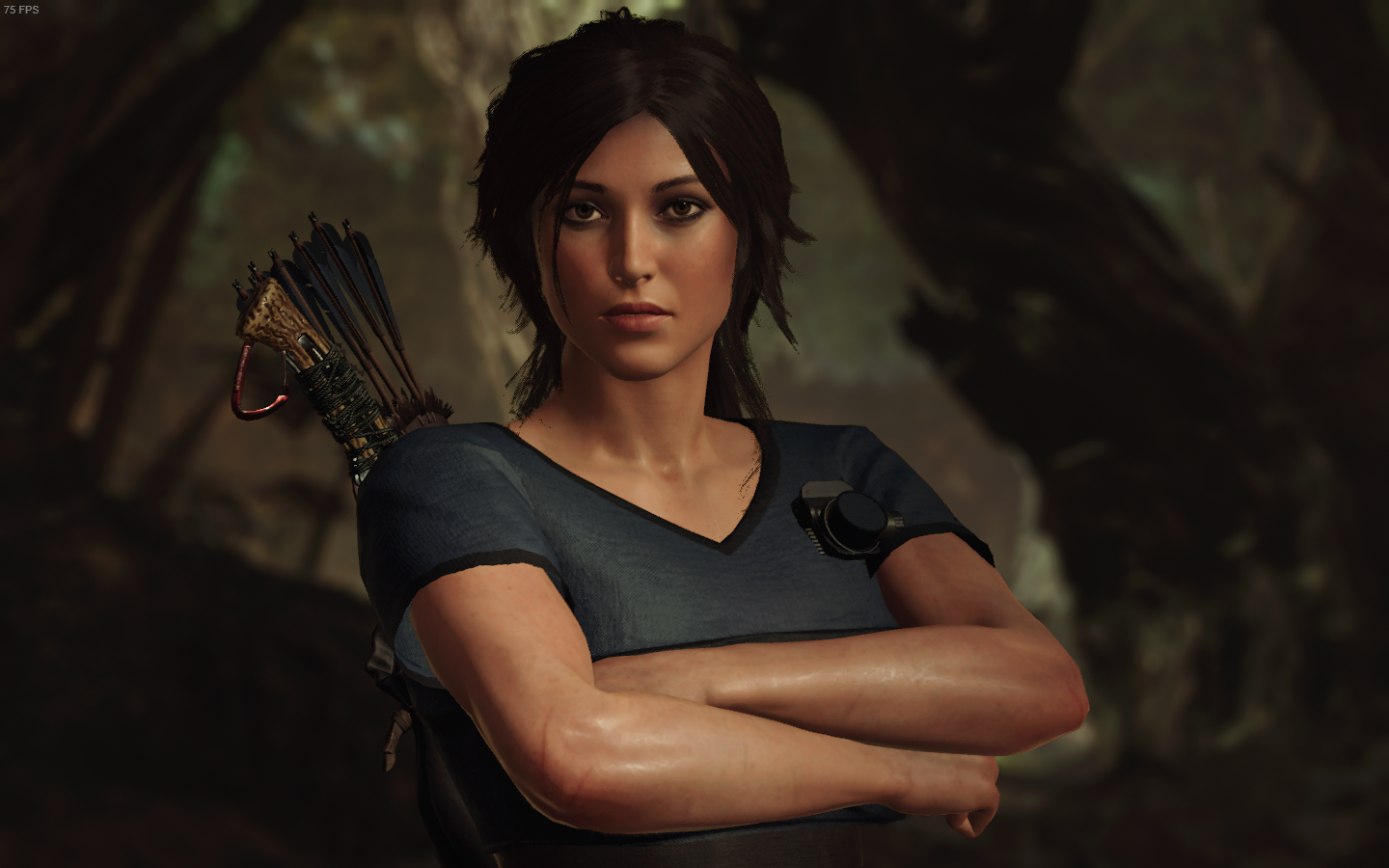 New Shadow of the Tomb Raider Face Mod Replaces Laras