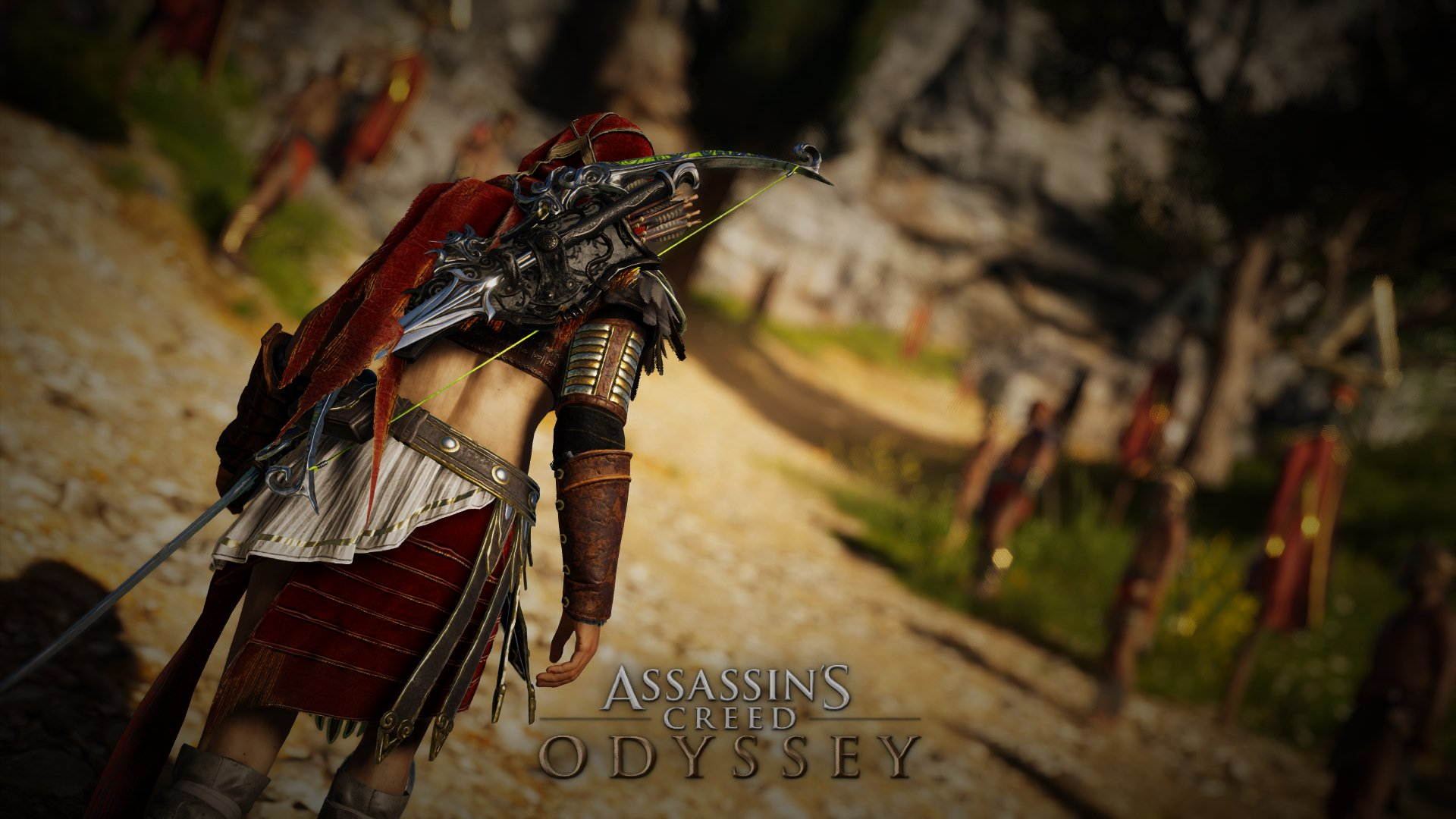 Assassin Creed Odyssey Mod Grafico Graphic Mod at Assassin