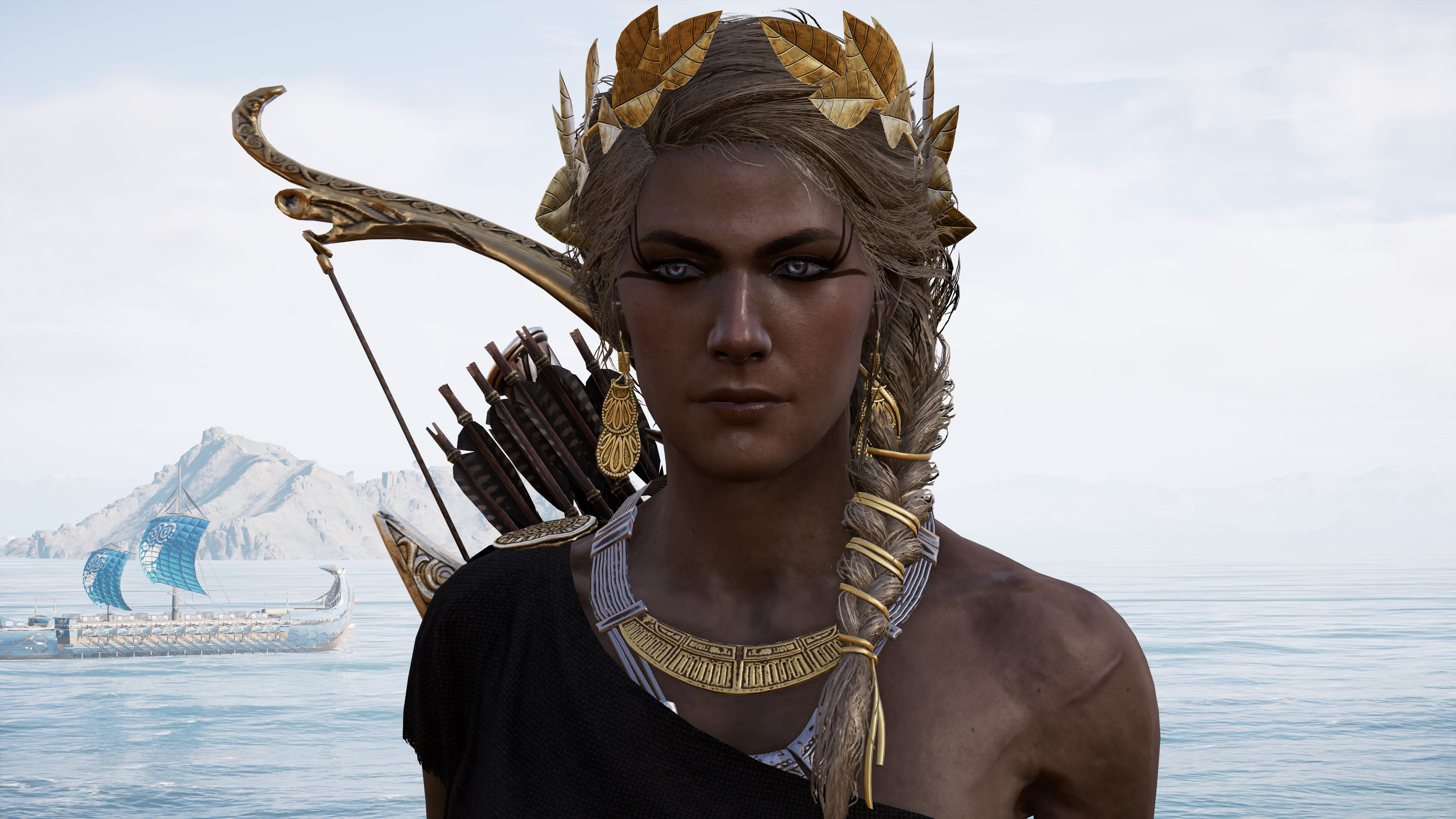 Alexios at Assassins Creed Odyssey Nexus - Mods and Community
