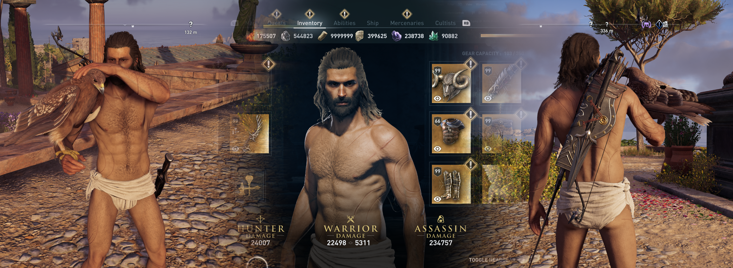Subtle Isu Lines At Assassin S Creed Odyssey Nexus Mods And