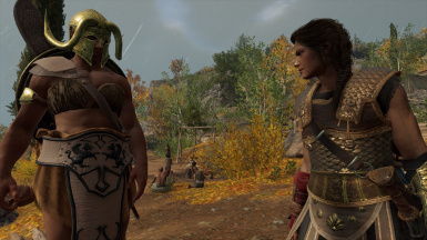 And you thought Kassandra was a meaty gal