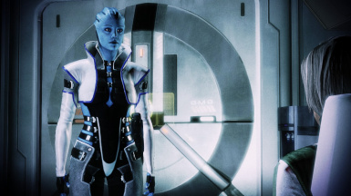 Liara's New Outfit