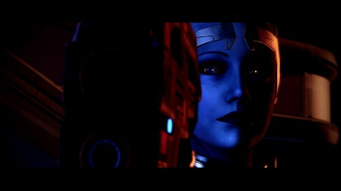 some screens from liara playthrough