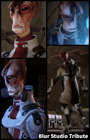 Mordin Alternate HD Texture