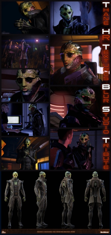 Thane ME2 MEUITM with Eyes Fix Mod version 1 Released
